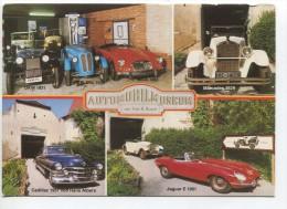 DKW,BMW,Mercedes,Cadillac,Jaguar E Automuseum Fritz B.Busch - Voitures De Tourisme