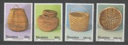 Namibia 1997 - Cesti Da Lavoro Basket Work MNH ** - Namibia (1990- ...)