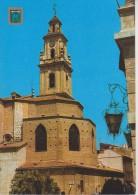 (AKO227) VALENCIA. GANDIA. CAMPANARIO DE LA COLEGIATA - Valencia