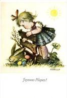 Arnulf : Joyeuses Pâques - Autres Illustrateurs