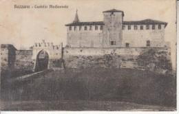 BAZZANO (bologna) - Castello Medioevale, Viagg. 1912 - LUG-06-04 - Italie