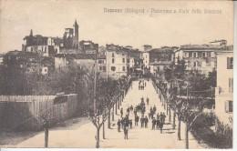 BAZZANO (bologna) - Vista Della Stazione, Animata, Viagg. 1919 - LUG-06-05 - Italie