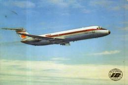 89197 - Avion  Iberia   Jet Douglas  DC 9 - 1946-....: Moderne