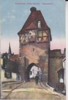 Kestenholz Hexenturm - SO Solothurn