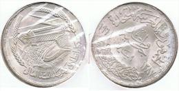 EGIPTO POUND PRESA PLATA SILVER G1 - Egipto
