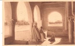 POSTAL   ARABE MARABOUT - Postales