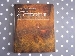 A PROPOS DU CHEVREUIL Cin�g�tique Nature For�t Animaux Gibier Chevreuils Brocard Chasse