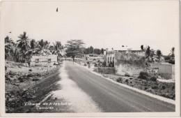 Carte Photo COMORES Village Ntsaoueni - Comores
