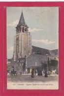 PARIS - 75005 - EDIFICES - EGLISES - EGLISE SAINT GERMAN DES PRES - ANIMATION - Distrito: 05