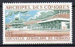 1/ Comores Archipel : PA  N° 41   Neuf  XX  , Cote : 5,00 € , Disperse Trés Grosse Collection ! - Posta Aerea