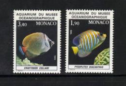 Monaco Timbres De 1986  Neufs** N°1541/42 - Ungebraucht