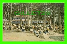 AUBURN, ME - LAKE GROVE - WELL ANIMATED - 3/4 BACK - - Auburn