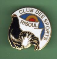 RISOUL *** CLUB DES SPORTS *** (00R) - Cities