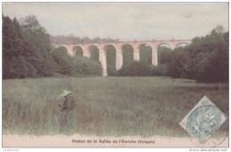88 VOSGES VIADUC DE LA VALLEE DE OURCHE CPA BON ETAT - France