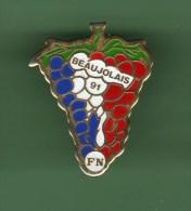 FN *** BEAUJOLAIS 91 *** (00N) - Associations