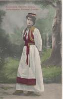 Nr. 5262,  Dalmatisches National-Kostüm - Europe