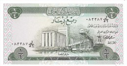Iraq 1/4 Dinar 1973 UNC .S. - Irak