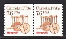 U.S. 2255X2   **  CARRETA - Coils & Coil Singles