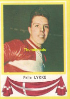 68 PALLE LYKKE DENMARK DANMARK ** VINTAGE TRADING CARD CYCLING ANCIENNE CHROMO CYCLISME WIELRENNEN COUREUR - Cyclisme