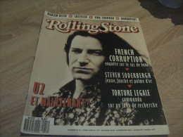 Rolling Stone Magazine : N° 18 1989 U2 - Sonstige
