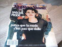 Rolling Stone Magazine : N° 21 1989 Beatrice Dalle - Sonstige