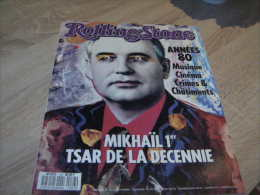 Rolling Stone Magazine : N° 23 1989 Année 80 - Sonstige