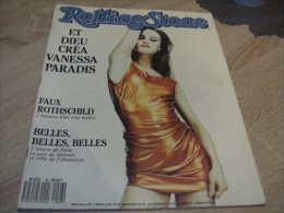 Rolling Stone Magazine : N° 28 1990 Vanessa Paradis - Sonstige