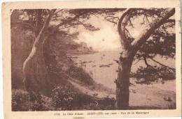 SAINT  CYR Sur  MER . 83 . Plage Vue De La Madrague .1929. - Saint-Cyr-sur-Mer