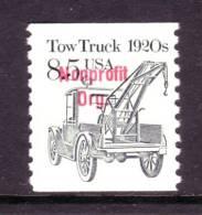 U.S. 2129a   **   TOW TRUCK - Coils & Coil Singles