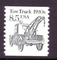 U.S. 2129   **  TOW TRUCK - Coils & Coil Singles