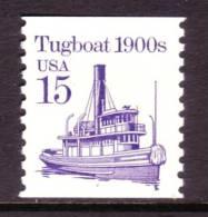 U.S. 2260  **  TUGBOAT - Coils & Coil Singles