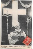 Le Cardinal RICHARD Sur Son Lit De Mort - ENCH331 - - Popes