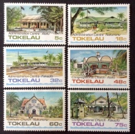 Tokelau -  MNH - 1985  - # 120/125