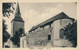 BRIEY (54,Meurthe-et-Moselle) : L'Eglise, Edit. Delboy (non écrite) - Briey