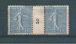 France Millésimes 3 Du N°132  Neuf * Avec Charnière  Cote 280€ - Millesimes