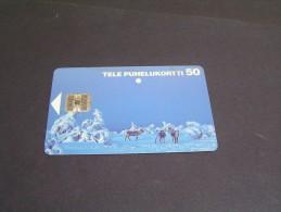 Finland 1996 Tellecart;