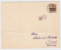 DR, Besetz. Ober-Ost, Privat GA, R! . #2454 - Besetzungen 1914-18