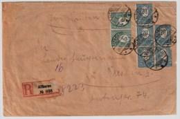 DR, Oberschlesien, 1920, Selt. Stp. . #2456 - Deutschland