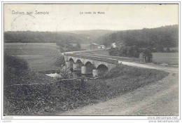 DOHAN ..--  Nels 40 , N° 270 . Route De MUNO . 1908 Vers JETTE ( Melle L. DHUICQUE ) . Voir Verso . - Bouillon