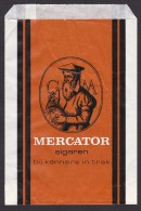 MERCATOR - SIGAREN / CIGARES - ZAKJE  SACHET - 2 Scans - Ohne Zuordnung
