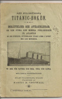 Den Fullständiga TITANIC-BOKEN (1924) - Andere