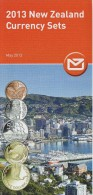 New Zealand 2013 Brochure About Currency Sets - Materiaal