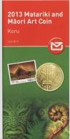 New Zealand 2013 Brochure About Maori Art Set - Materiaal