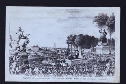 EXECUTION DE MARIE ANTOINETTE 1793 GUILLOTINEE - Femmes Célèbres