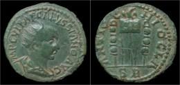 Pisidia Antioch Volusian AE24 - Romeins