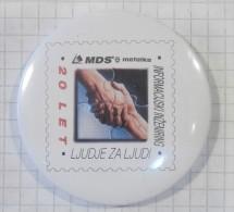 METSLKA  Computer Engineering (Slovenia) ,,M,, SAFE DEPOSIT BOXES / Stamp Puzzle - Informatique