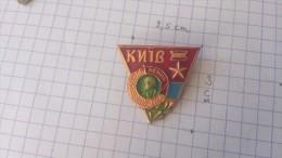 Russie   Lenine   Epinglette - Berühmte Personen