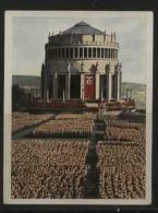 WW II Zigaretten Sammelbild 6,2 X 4,8 Cm , Der Staat Der Arbeit Und Des Friedens , Nr. 270 : SA Kundgebung In Kehlheim - Cartas