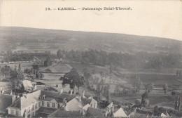 CPA - Cassel - Patronage St Vincent - Cassel