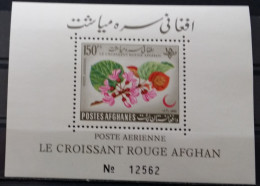 Afghanistan, 1962, Mi: Block 30A, (MNH) - Planten